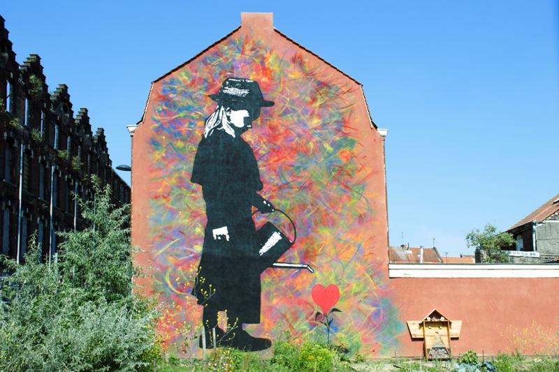 Roubaix, street art City