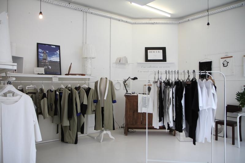 Les Boutiques Maisons de Mode