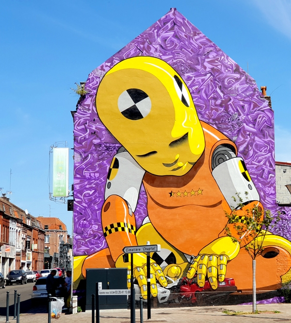 Street art : zoom sur …