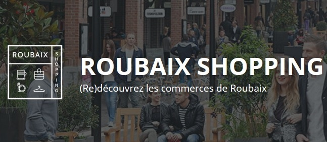 Shopping à Roubaix
