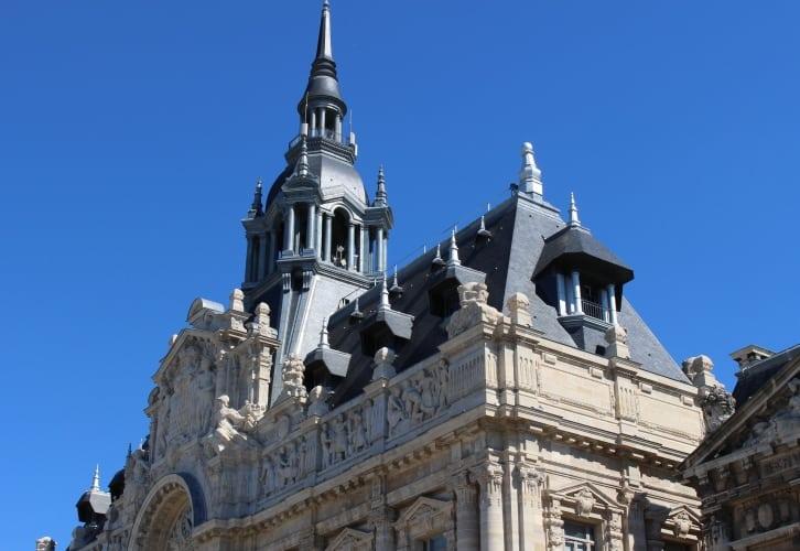 Hôtel de Ville : architecture et citoyenneté