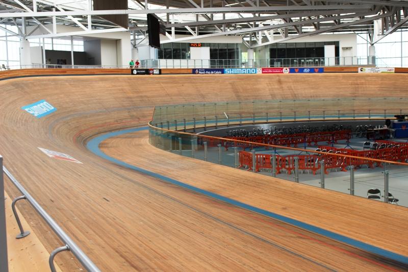 Le STAB – Vélodrome couvert