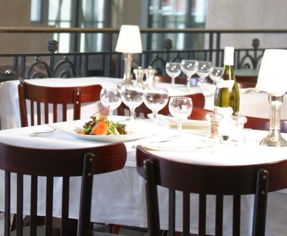 La Piscine Roubaix : le restaurant