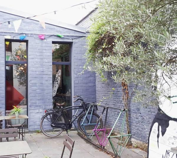 Roubaix, a Bike-Friendly Town