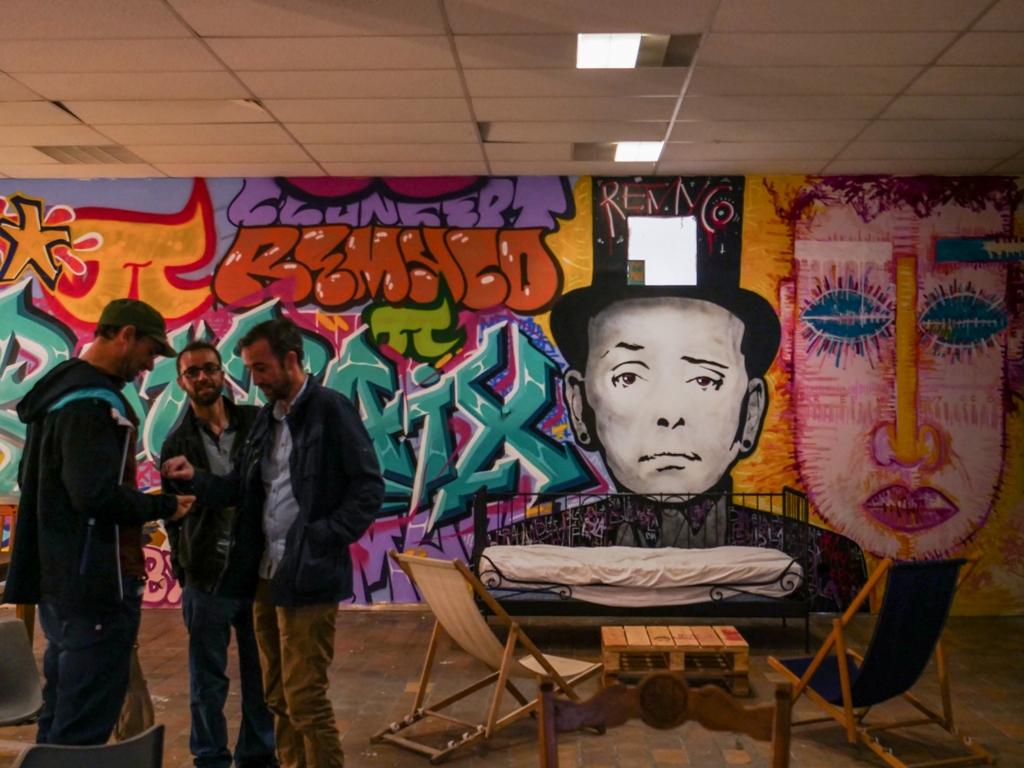 Les Ateliers RémyCo – Ateliers collectifs Street Art