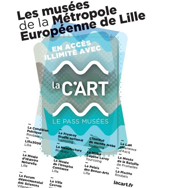 La C'art / Le Pass Musées