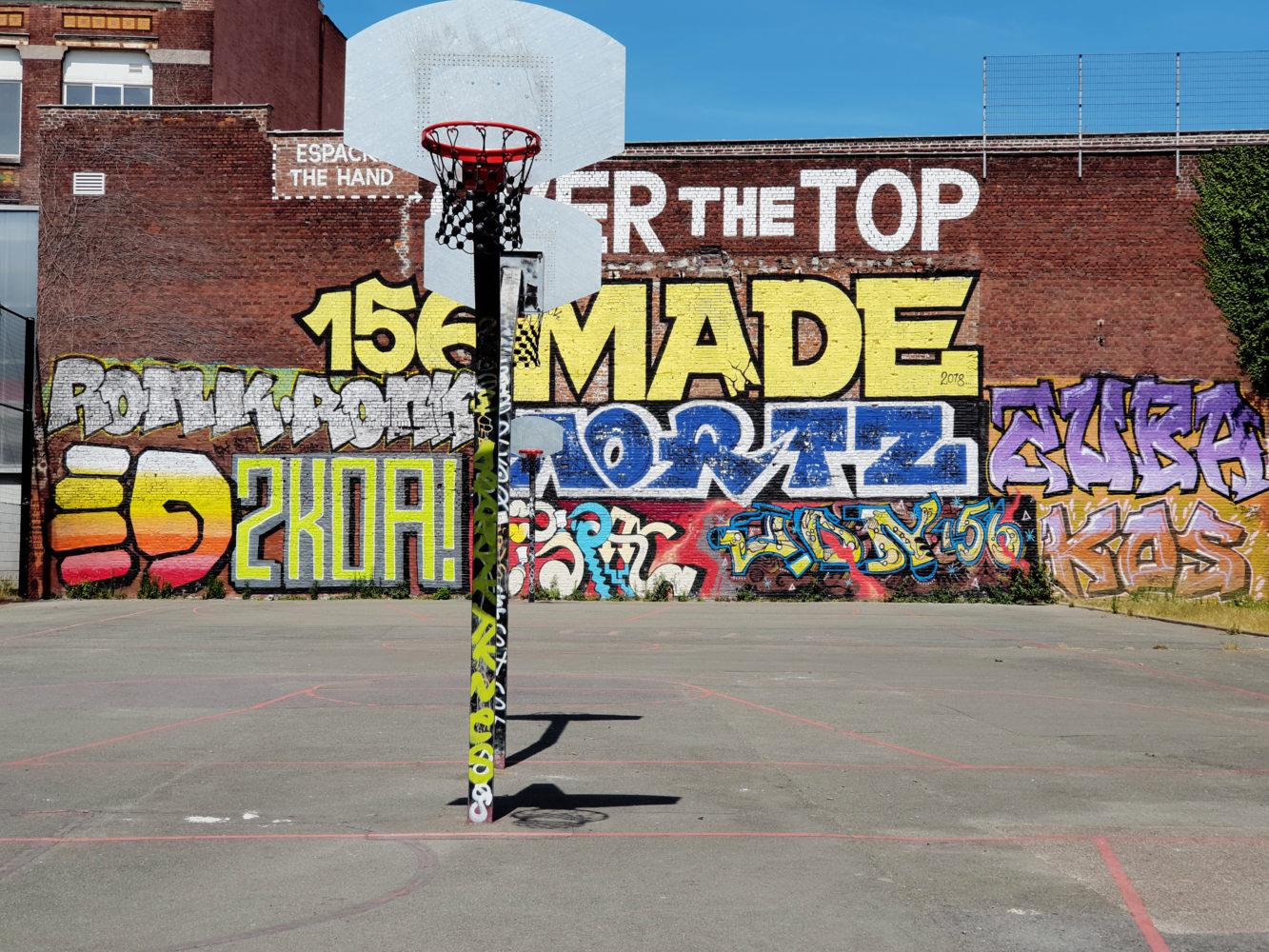 Métropole lilloise, terre de street art
