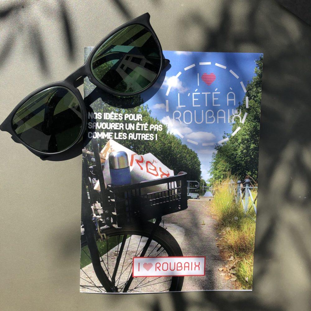 Découvrez notre Guide de l'été à Roubaix
