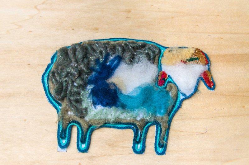 Atelier : Petit Mouton a froid