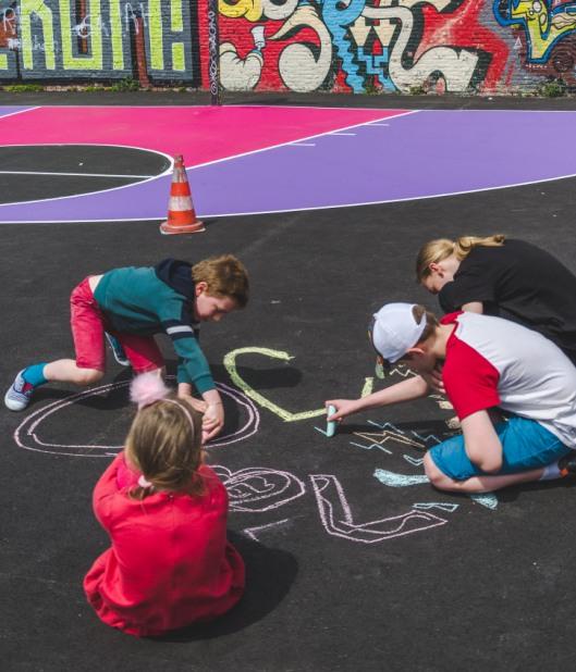 Mon musée à ciel ouvert : l'art de rue à Roubaix