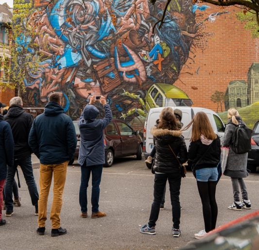 Roubaix Graff Session