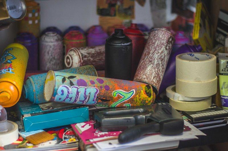 Atelier RemyCo – Street art academy