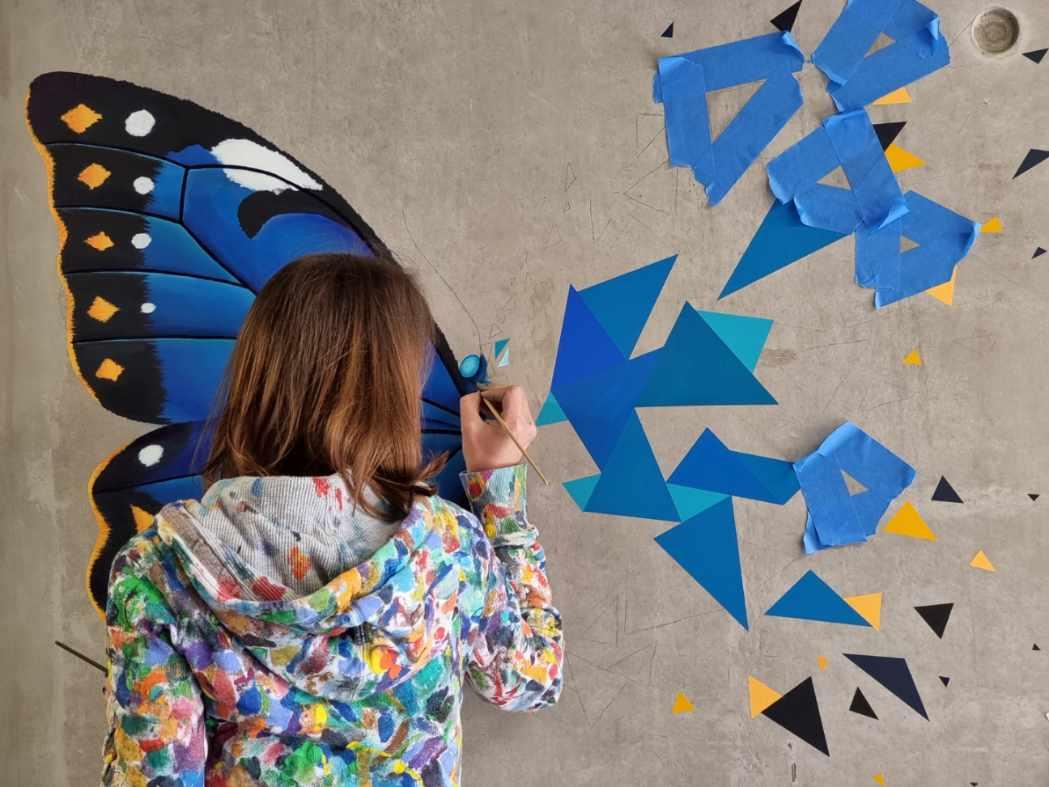 Dép'Art Urbain, ici commence votre voyage dans l'art urbain roubaisien…