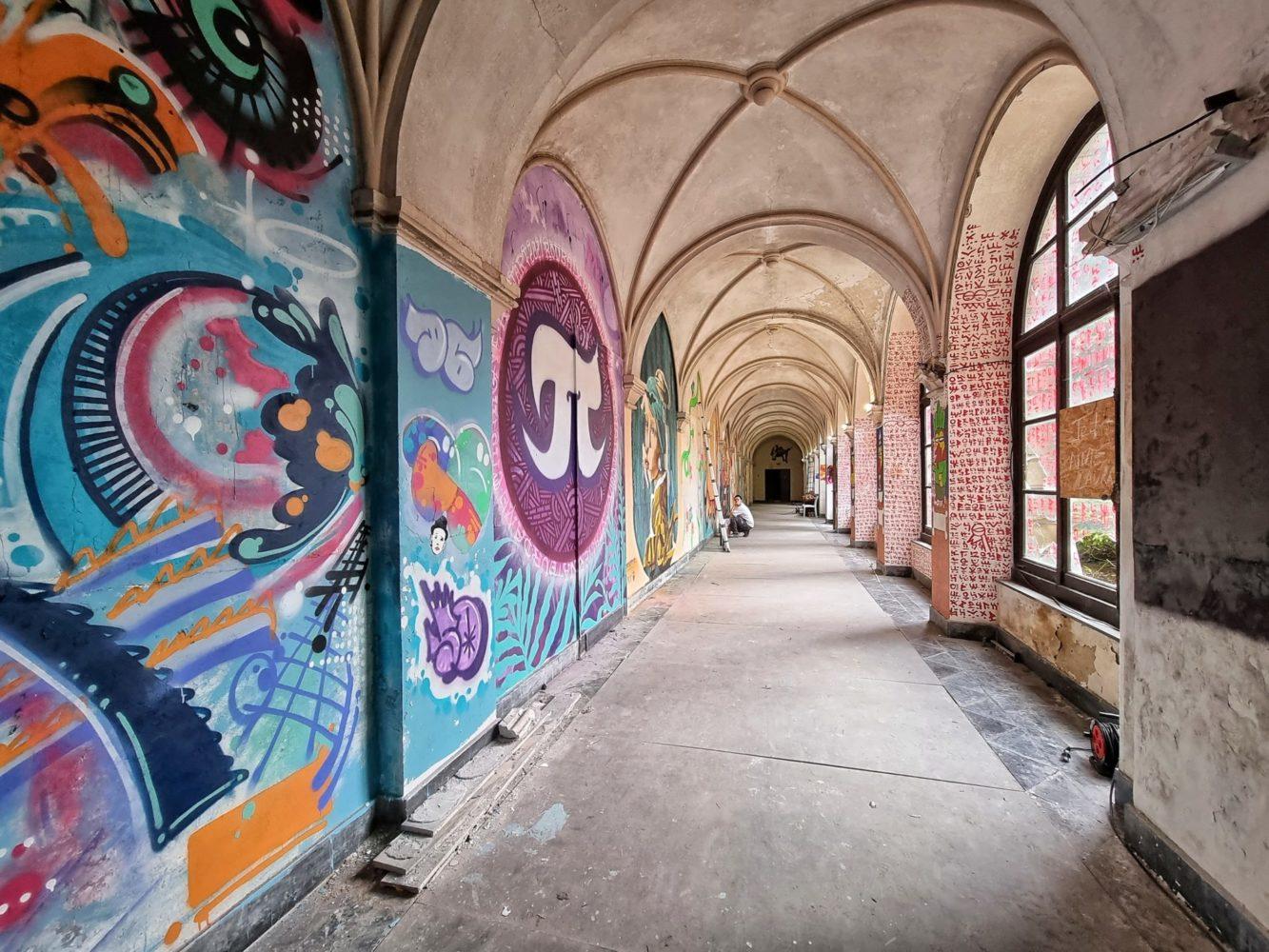Le Couvent Roubaix, un nouveau lieu d'exploration urbaine