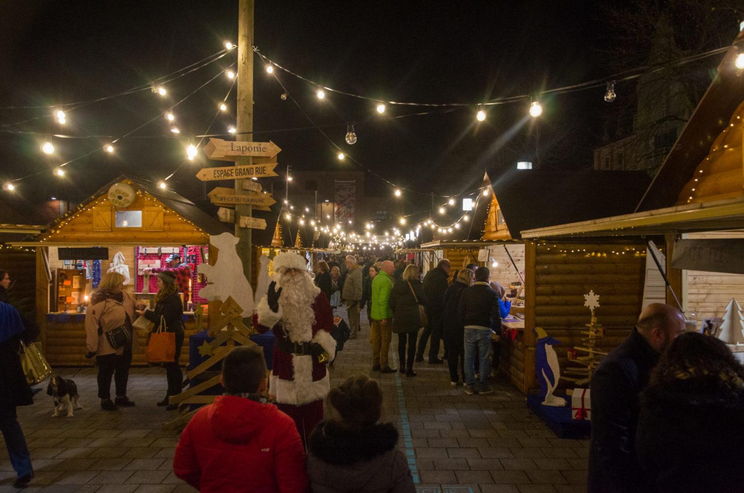 A Roubaix, le marché de Noël est durable et zéro déchet !